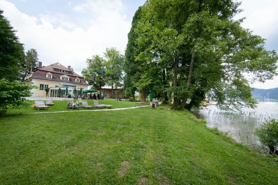 Nussdorf am Attersee, Österrike: Außenansicht