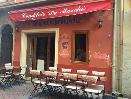 Picture of le comptoir du marche nice - Le comptoir du marche nice ...