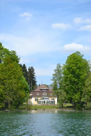 Nussdorf am Attersee, Österrike: Villa