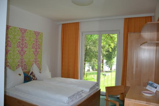 Nussdorf am Attersee, Österrike: Doppelzimmer