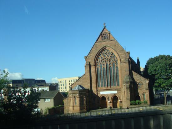 Partick Trinity Church