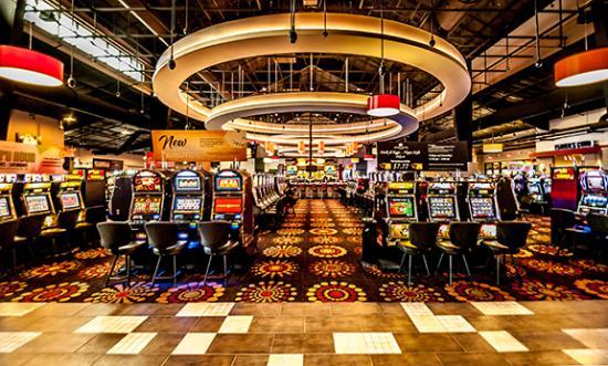 Natchez, MS: Beautiful Casino Floor