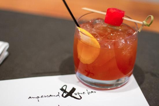 Ampersand wine bar credit teddy waffles picture of for Ampersand chicago