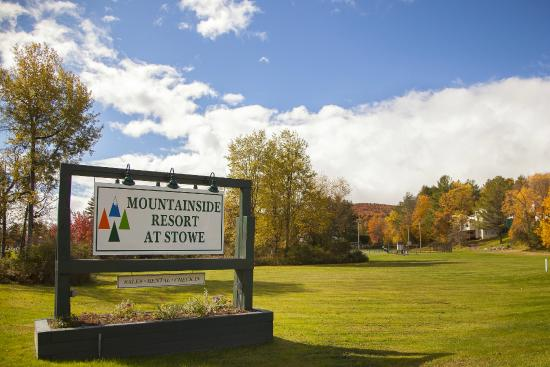 Mountainside Resort At Stowe : Welcome to Mountainside!