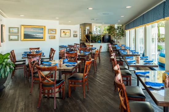 Harbour House Restaurant Lower Dining Room Available For Private Events