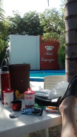 Hotel Emperatriz: Hermoso hotel y mejor atencion