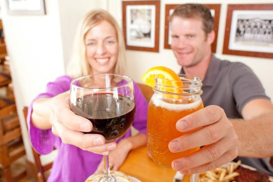 Spring Grove, Μινεσότα: Cheers!