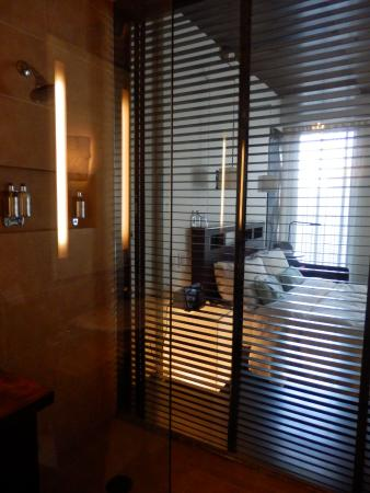 Hotel Le Germain Montreal: shower