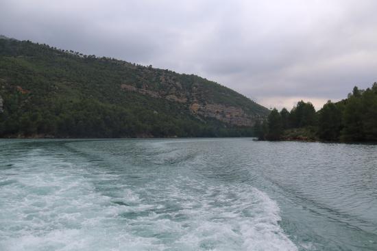 Cofrentes, إسبانيا: Crucero fluvial