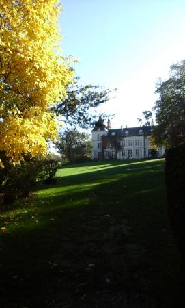 Ballan Mire, Frankrike: Château de la Touche