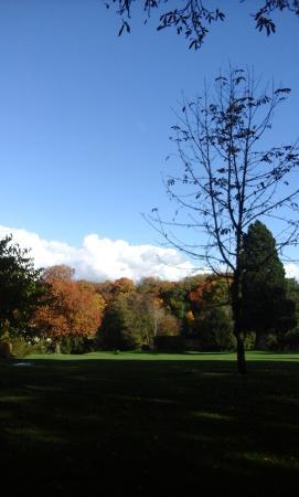 Ballan Mire, Francia: le parc du Château de la Touche