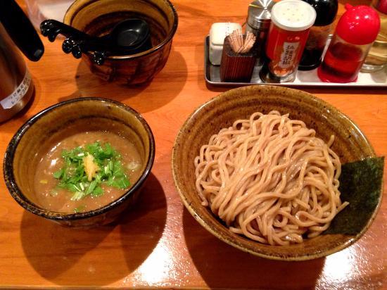 Menya Enji: ベジぽたつけ麺790円