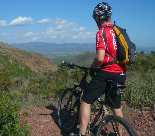 Mountain Biking Valencia   Tours: Vista