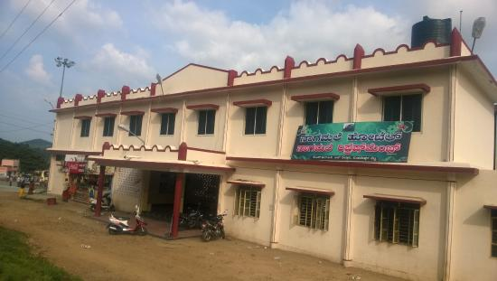 Bandipur, Indien: Nagamale Guest House