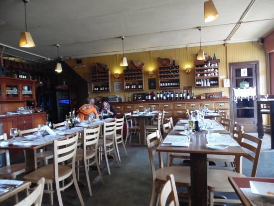 Asador Patagonico: Vista interior