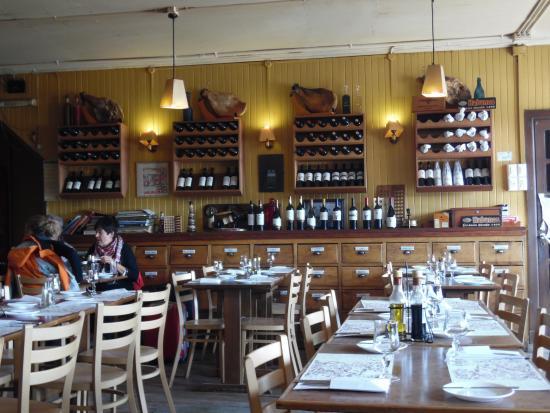 Asador Patagonico: Colección de vinos