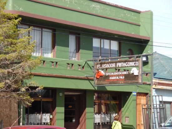 Asador Patagonico: Desde la Plaza