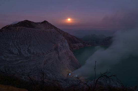 Ijen Blueflame Tour - Day Tours