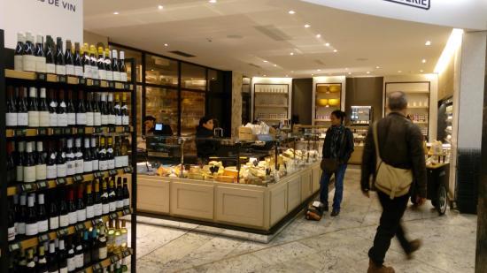 La fromagerie picture of le bon marche rive gauche paris tripadvisor - Le bon marche rive gauche ...