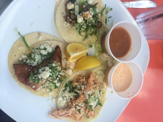 Maracas: Street Tacos (Three Ways)