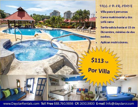 Daystar Center Jaco : Villa by Daystar