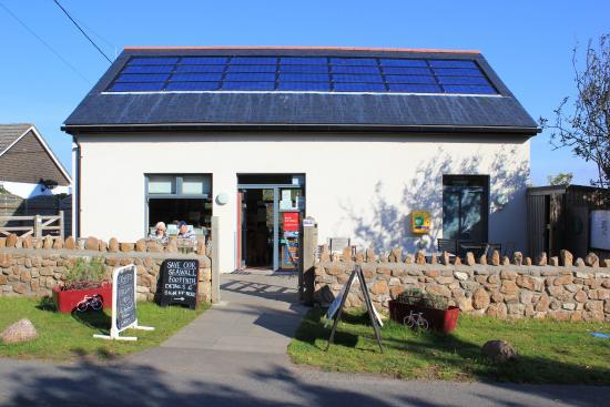 Llanmadoc Community Shop