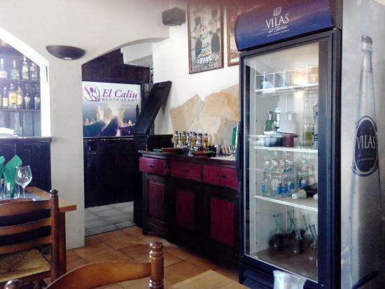 imagen Restaurant El Caliu en Nulles