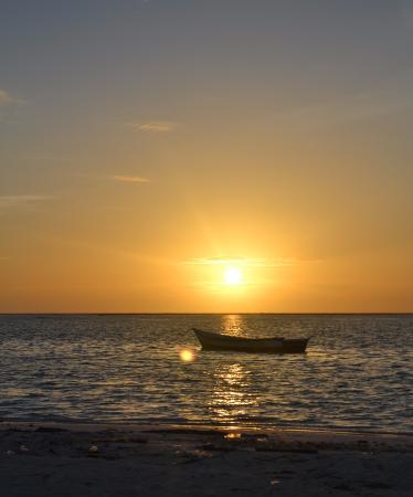 La Tortuga, Venezuela: Amanecer