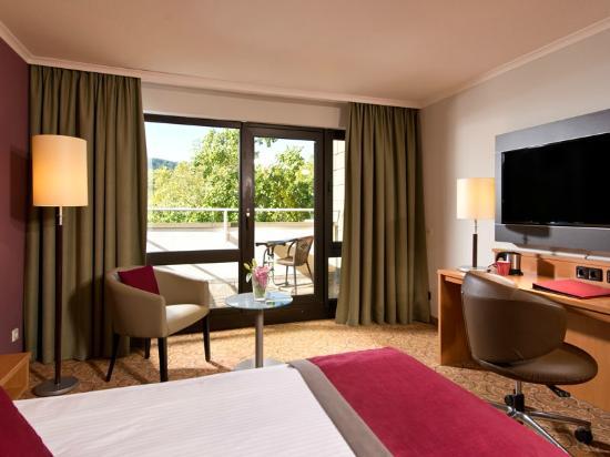 Leonardo Royal Hotel Baden-Baden: Superior Room
