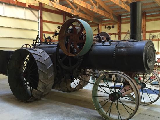Alexandria, MN: Steam Engine