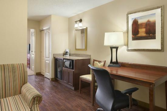 Country Inn & Suites By Carlson, Baltimore North: Suite