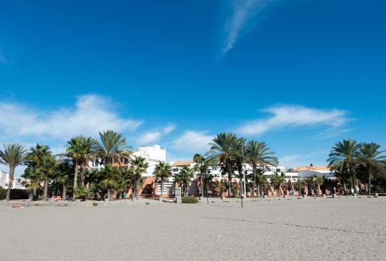 фото с пляжа вера плайя-лу1