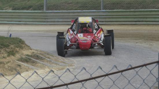 Circuit de Faleyras: Autocross