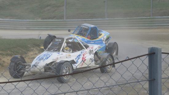 Faleyras, ฝรั่งเศส: Autocross
