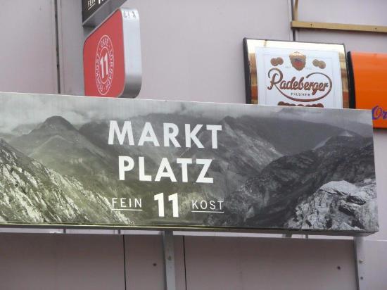 Marktplatz 11: Marktplaz 11