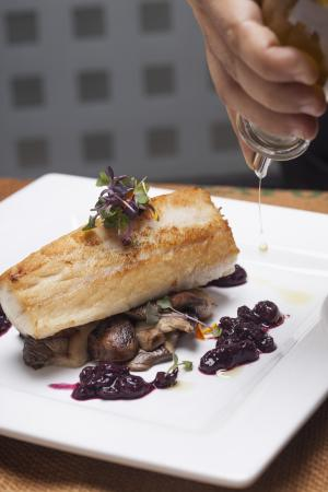 Fuse Global Cuisine : Cobia