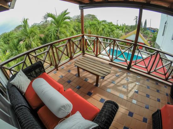 Buddha Villa: vie from room