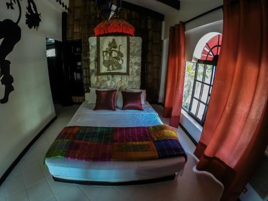 Buddha Villa: room