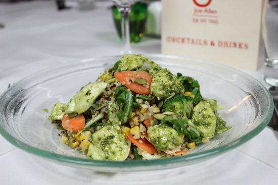 Joe Allen: Superfood salad