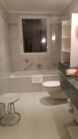 Nice Bathroom Picture Of Hotel An Der Messe Frankfurt Tripadvisor