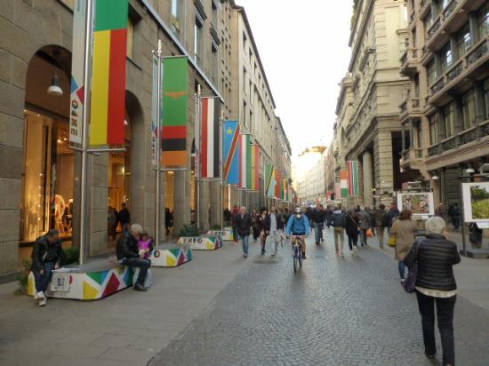 Milan City Centre Picture Of Studio Inn De Angeli Milan Tripadvisor