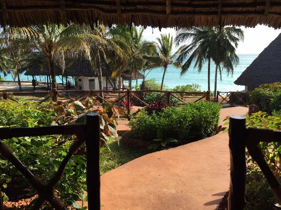 Ras Nungwi Beach Hotel: View from Cottage