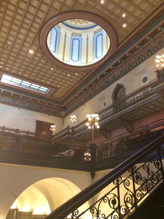 South Carolina State House: Interior Da State House