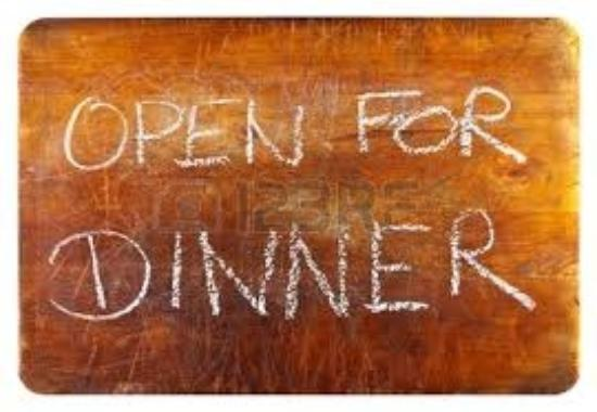 Ortley Beach, Nueva Jersey: Open for dinner