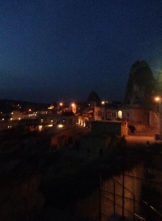 Fairy Chimney Inn: View from the balcony
