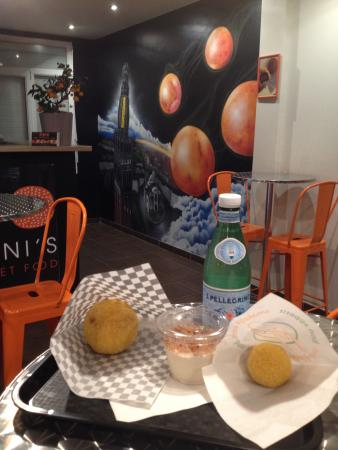 Arancini's