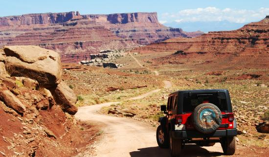 ‪Canyonlands Jeep Adventures - Day Rentals‬