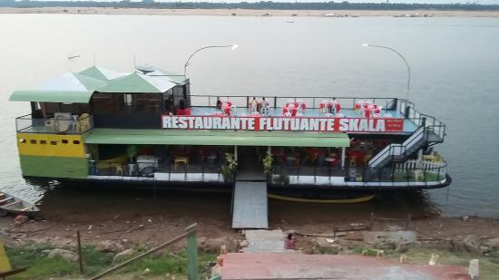 Restaurante Flutuante Skala