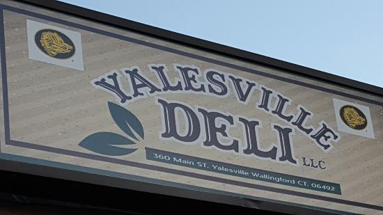 Yalesville Deli