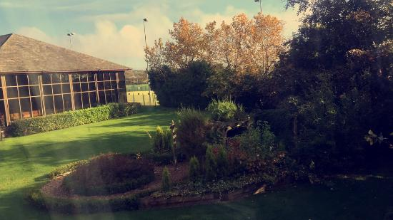 DoubleTree by Hilton Hotel Sheffield Park: View from our room